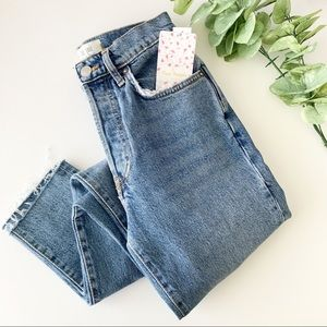 NWT Free People High Waisted Stella Skinny Jeans